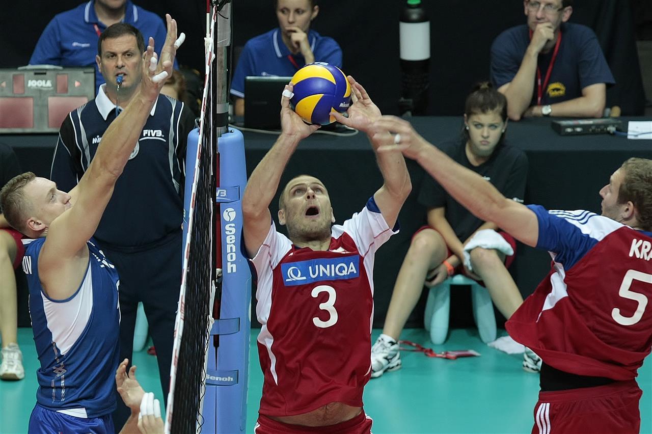 Týmová a individuální taktika ve volejbale
